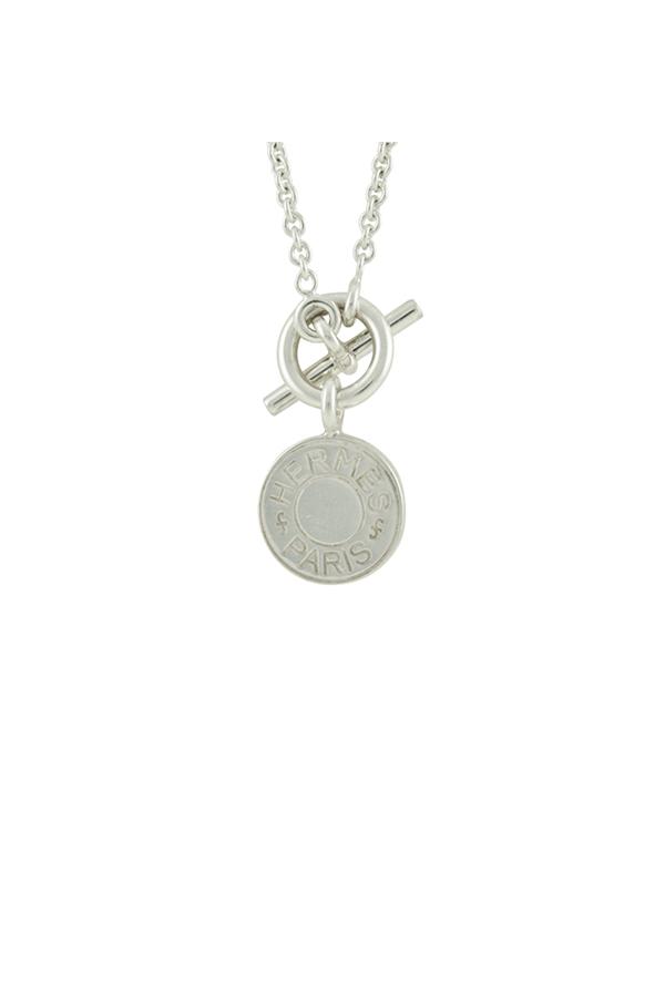 Hermes mini clou de selle pendant necklace hermes 1051117085switch jewelry hermes mini clou de selle pendant necklace jpg aloadofball Gallery
