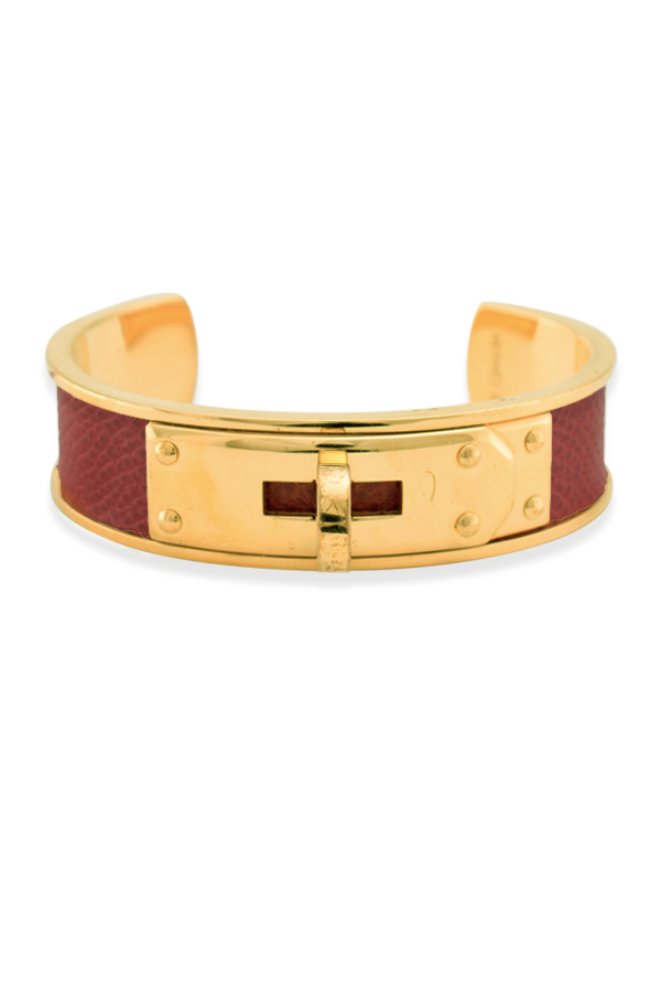 Hermes - Kelly Cuff (Red)
