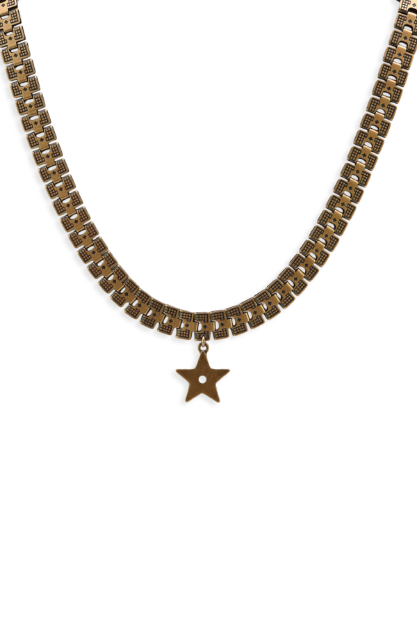 Christian Dior - Bohémienne Star Choker Necklace
