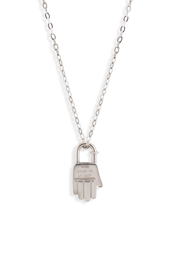 Hermes - Annee De La Maine Cadena Charm Necklace View 1