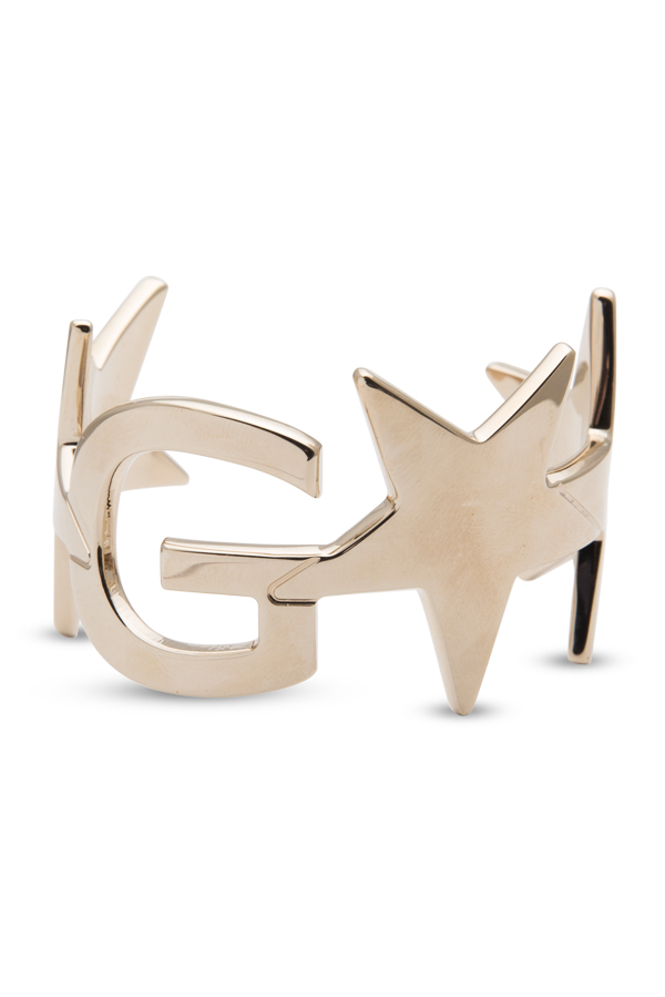 Givenchy - 1223572763_Switch Jewelry Givenchy Star and Logo Cuff Bracelet jpg