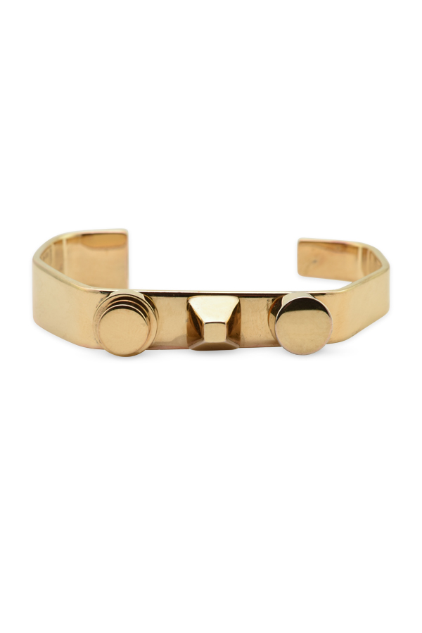 Yves Saint Laurent - Le Trois Clous Cuff View 1