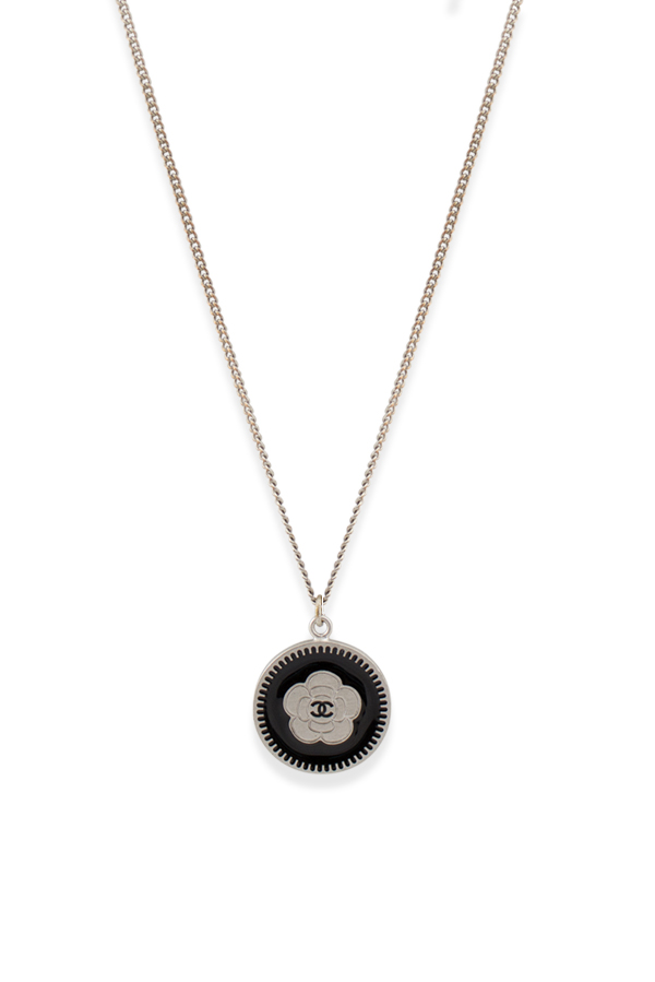 Chanel vintage coin enamel camellia logo pendant necklace chanel 1279626562switch jewelry chanel vintage coin enamel camellia logo pendant necklace jpg aloadofball Image collections