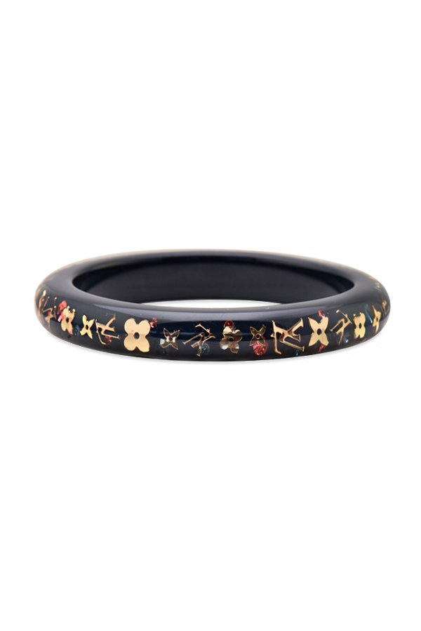 Louis Vuitton - Narrow Inclusion Bangle  Navy Blue Gold    Small View 1