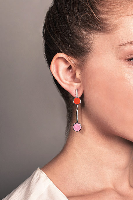 Christian Dior - Dyed Quartzite Drop Earrings