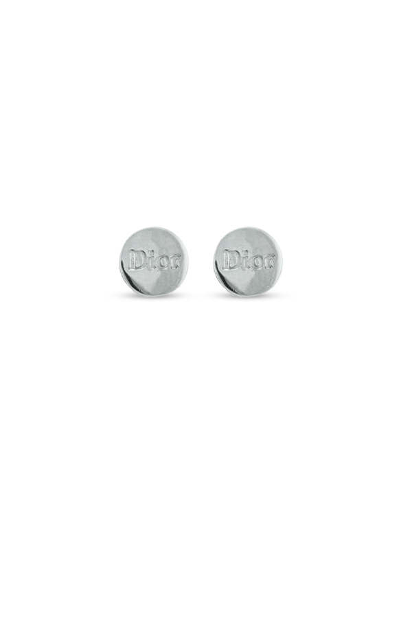 Christian Dior - 1391715187_1074390478_Switch Jewelry Christian Dior Logo Engraved Clip On Earrings jpg