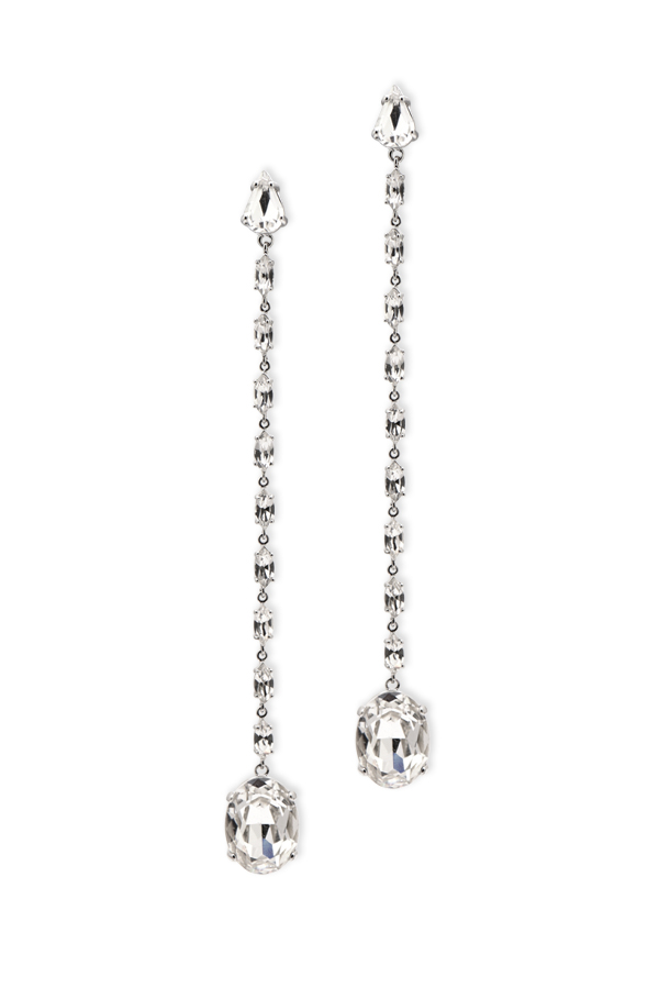 Yves Saint Laurent - Crystal Earrings