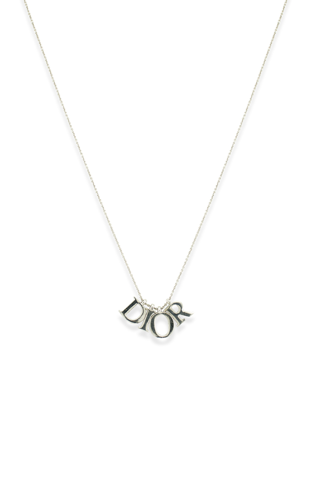 - 1452796195_Switch Jewelry Christian Dior Dior Capital Letters Pendant Necklace jpg