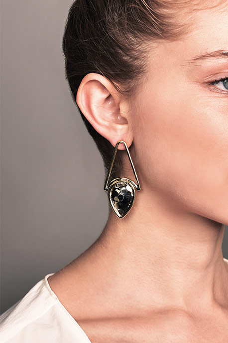 Anndra Neen - Felix Earrings View 2