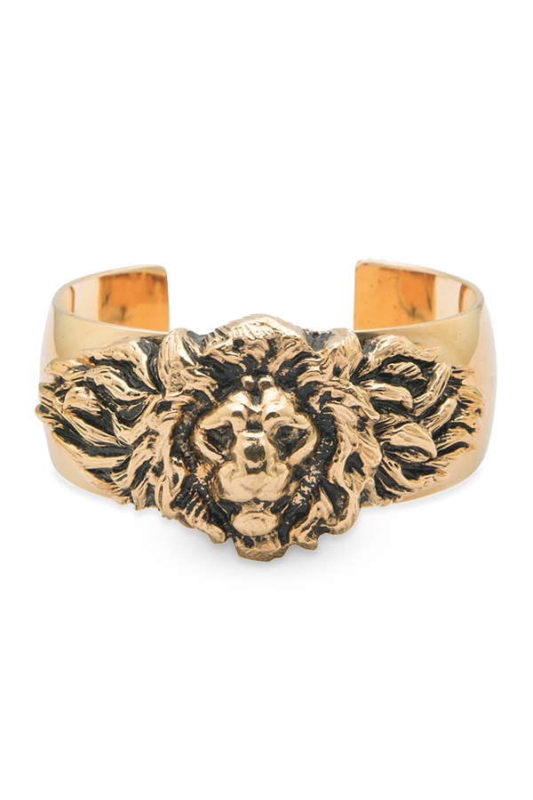 Yves Saint Laurent - Lion Cuff