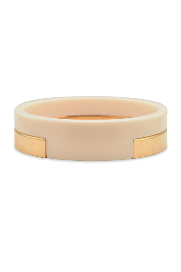Marni - Gold And Resin Bangle