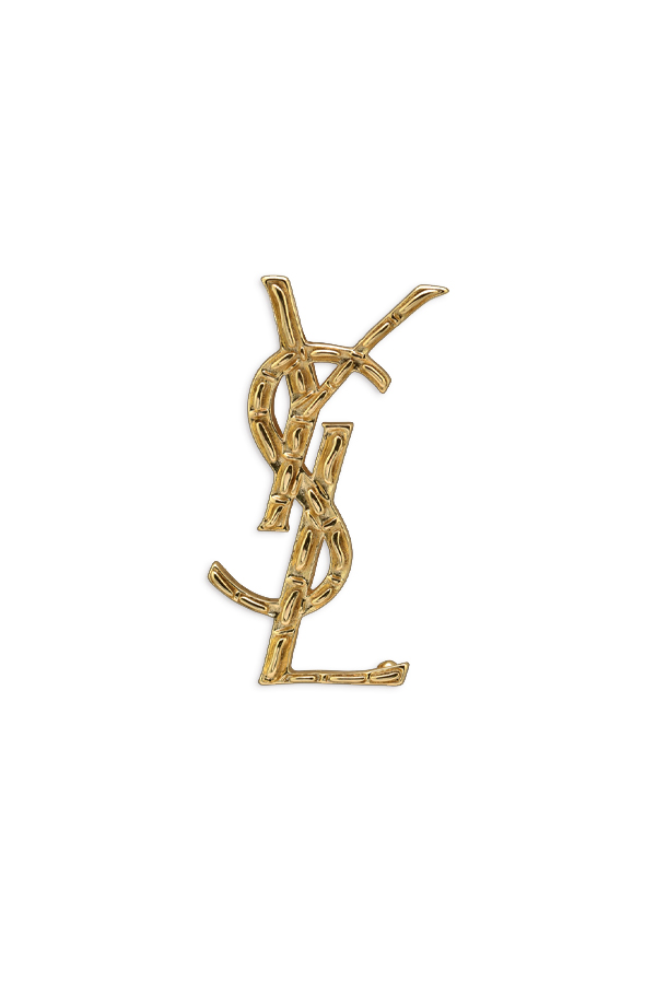 Yves Saint Laurent - Opyum YSL Crocodile Brooch