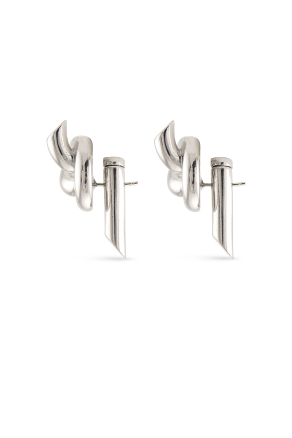 Balenciaga - Knot Stud Earrings