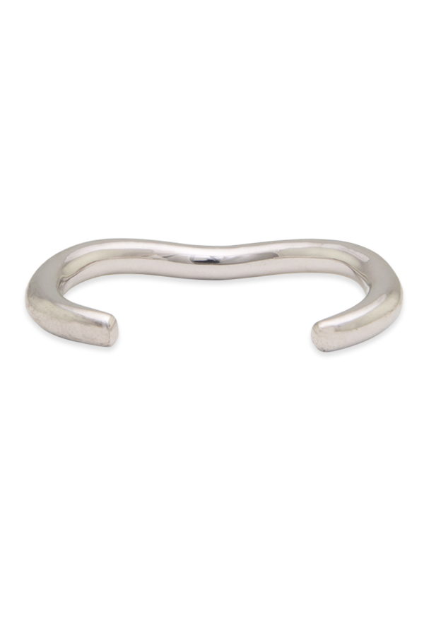 Jennifer Fisher - Small Flow Cuff  Silver  View 2