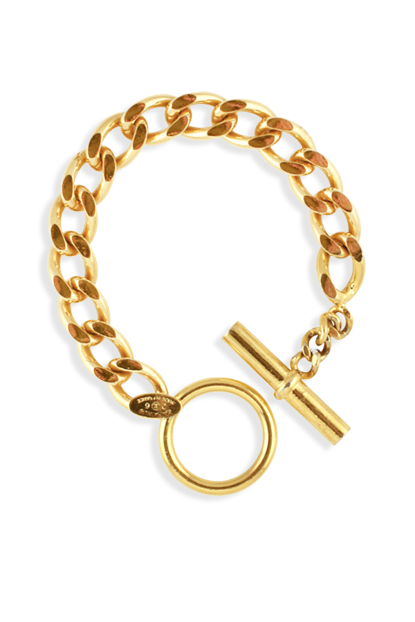 Chanel - Chain Bracelet View 1
