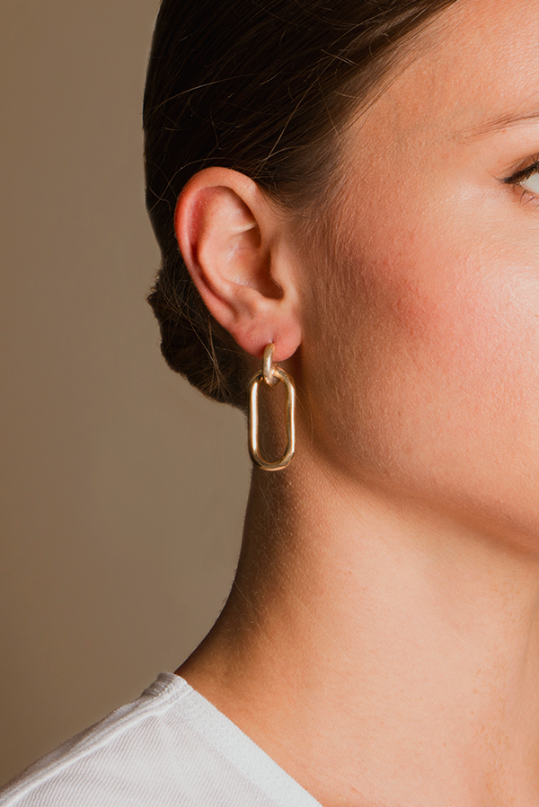 Pamela Love - Small Beaumont Earrings View 2