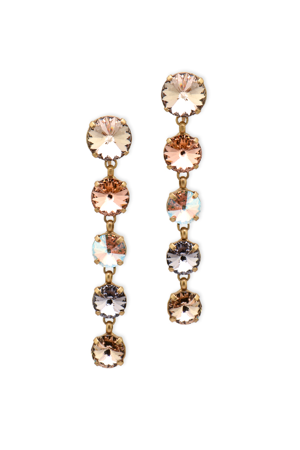 Roxanne Assoulin - Drip Drop Tulle Earring View 1