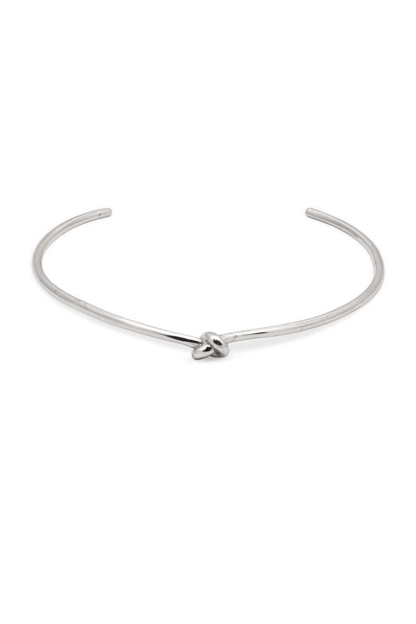 Jennifer Fisher - Knot Choker (Silver)