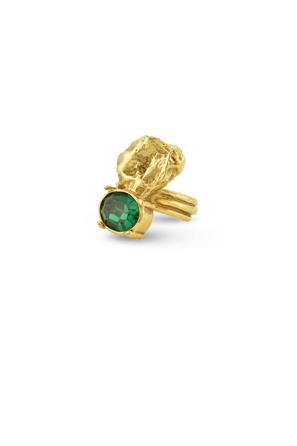 Yves Saint Laurent - Arty Too Ring - Size 6