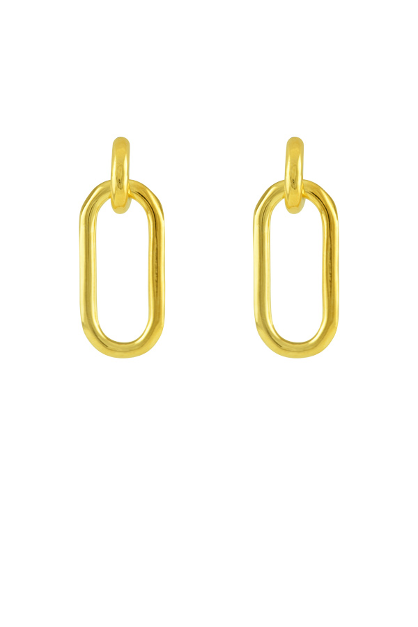 Pamela Love - Small Beaumont Earrings View 1