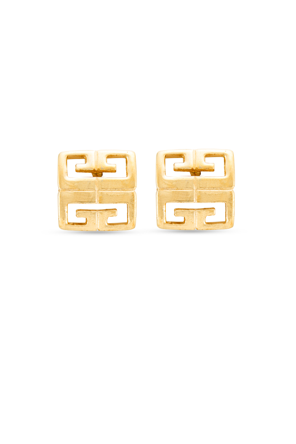 Givenchy - Logo Studs View 1