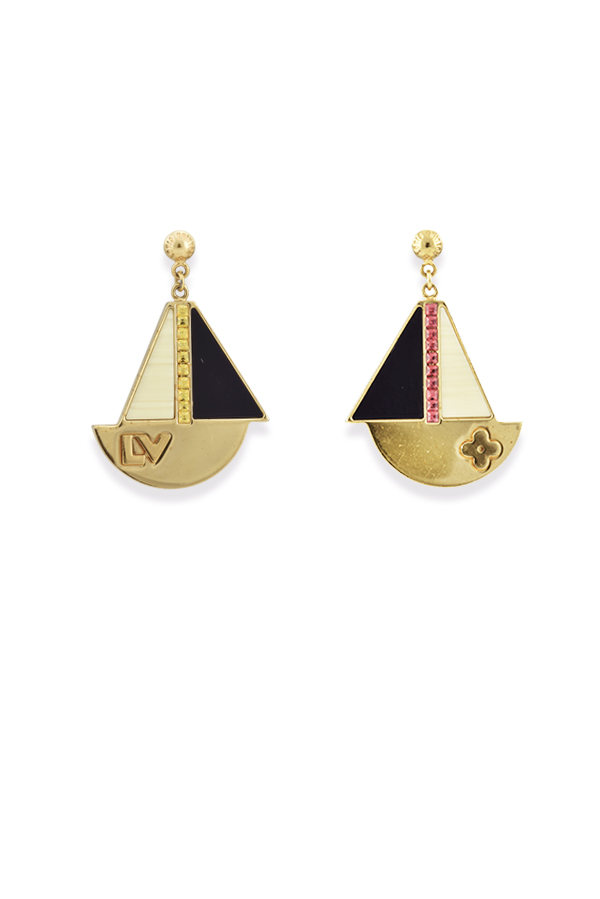 Louis Vuitton - Float Your Boat Earrings View 1