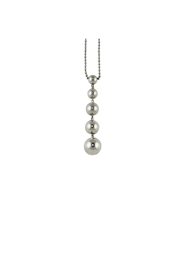 Tiffany & Co. - Drop Chain Necklace