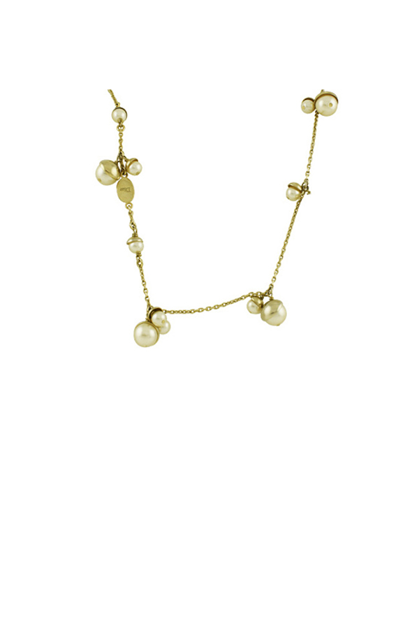 Christian Dior - Mise en Dior Faux Pearl Necklace