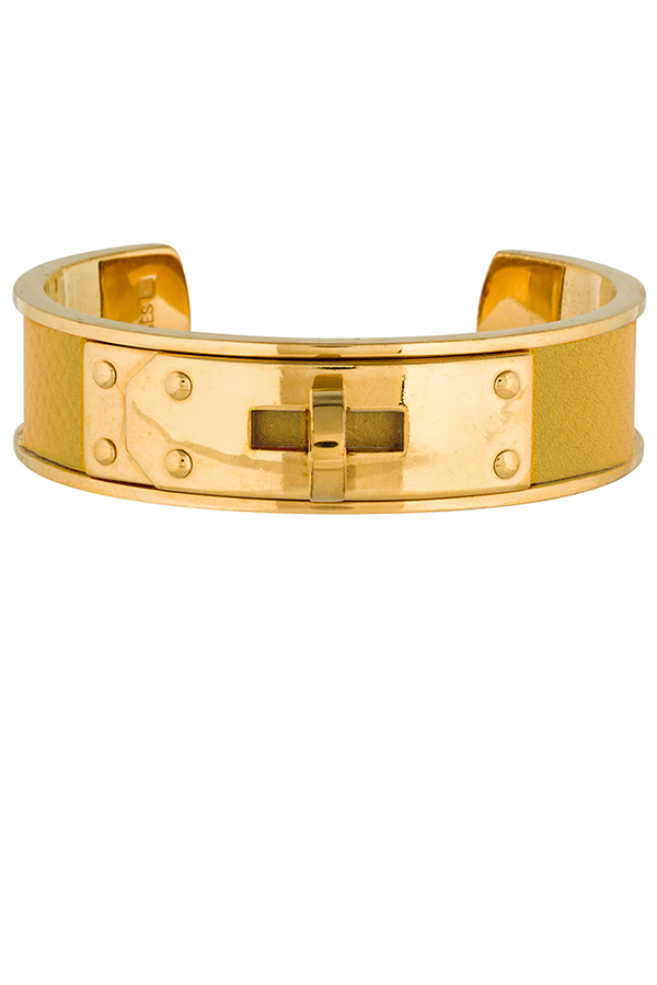 Hermes - Kelly Cuff (Yellow)