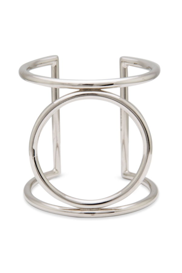 Celine - Circle Cage Cuff View 1
