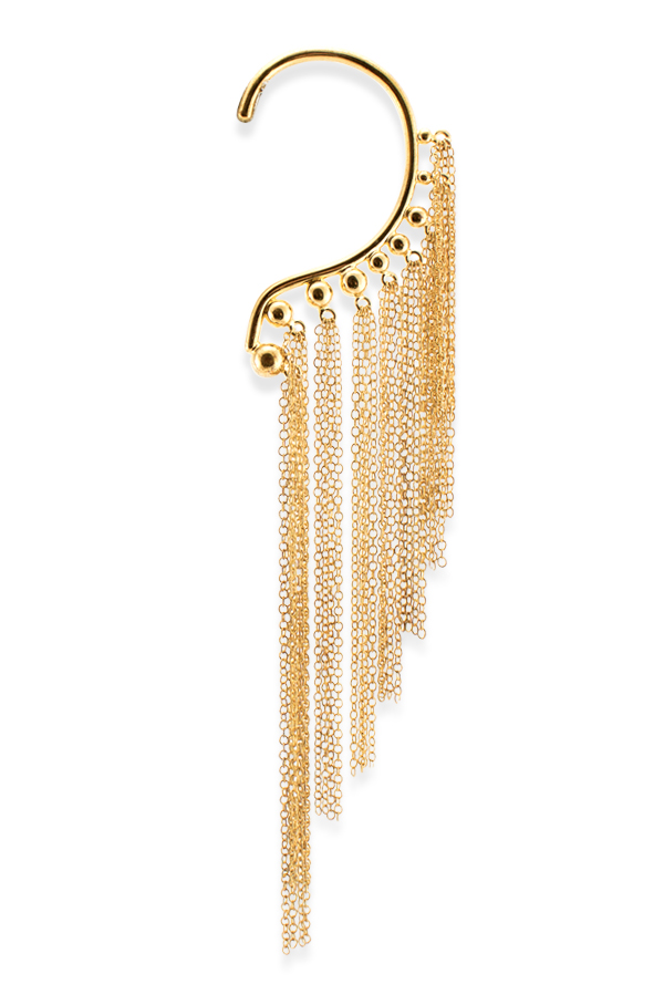 Arme De L'Amour - Fringed Ear Cuff