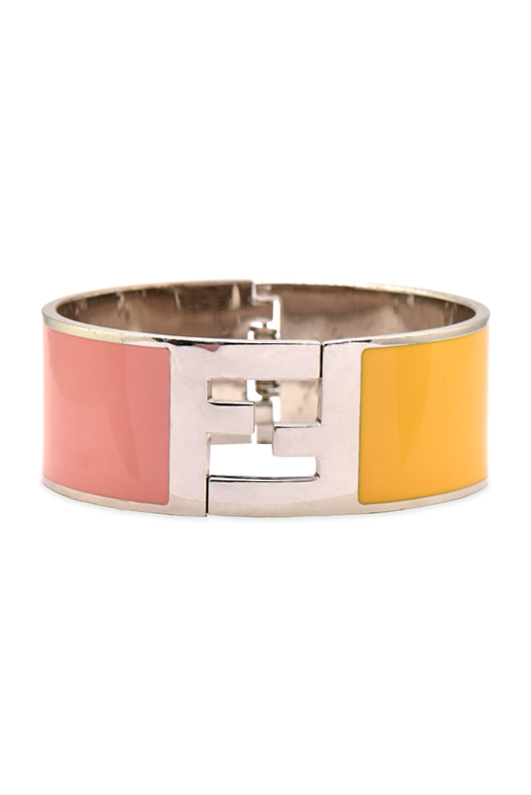 Fendi - Fendista Bracelet  Yellow Pink  View 1