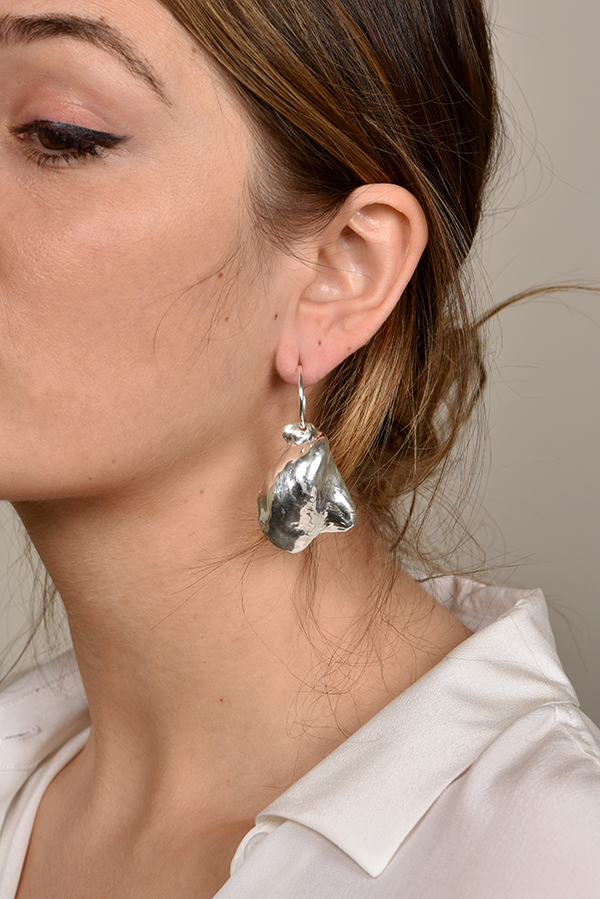 Rebecca Pinto - Holbox Earrings (Sterling Silver)