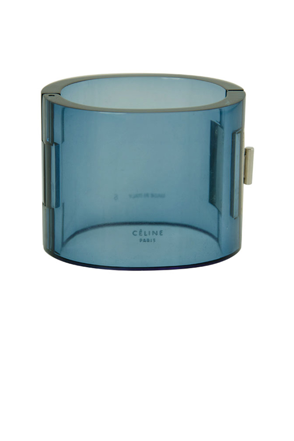 Celine - Resin Cuff View 1
