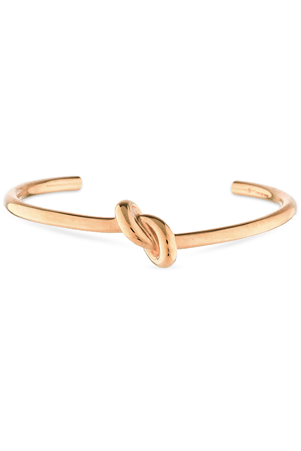 Celine - Knot Cuff   Small View 1