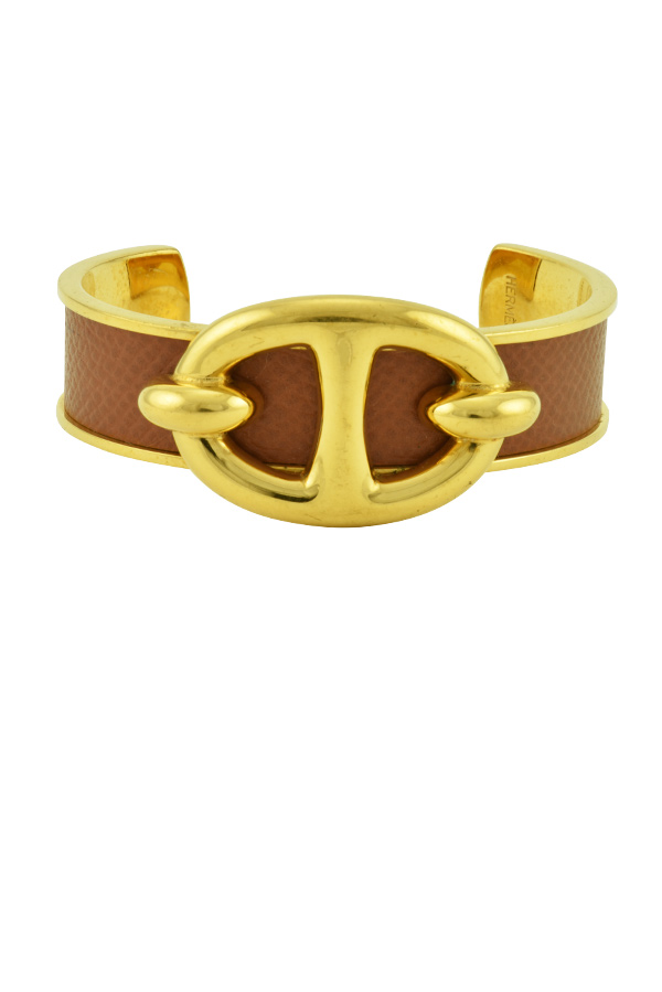 Hermes - Vintage Leather Bracelet