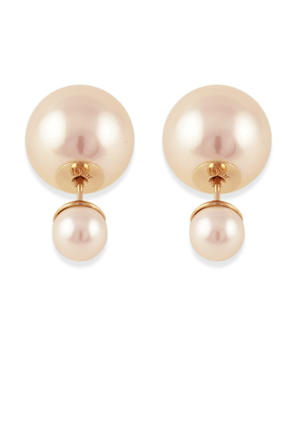 Christian Dior - Mise En Dior Tribale Earrings (Light Pink)