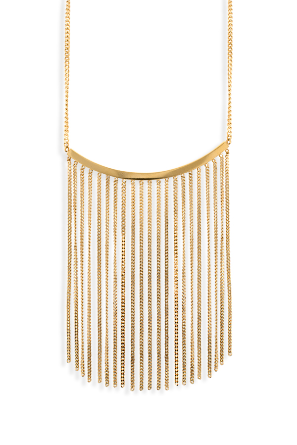 Chloe - Delfine Chain Necklace