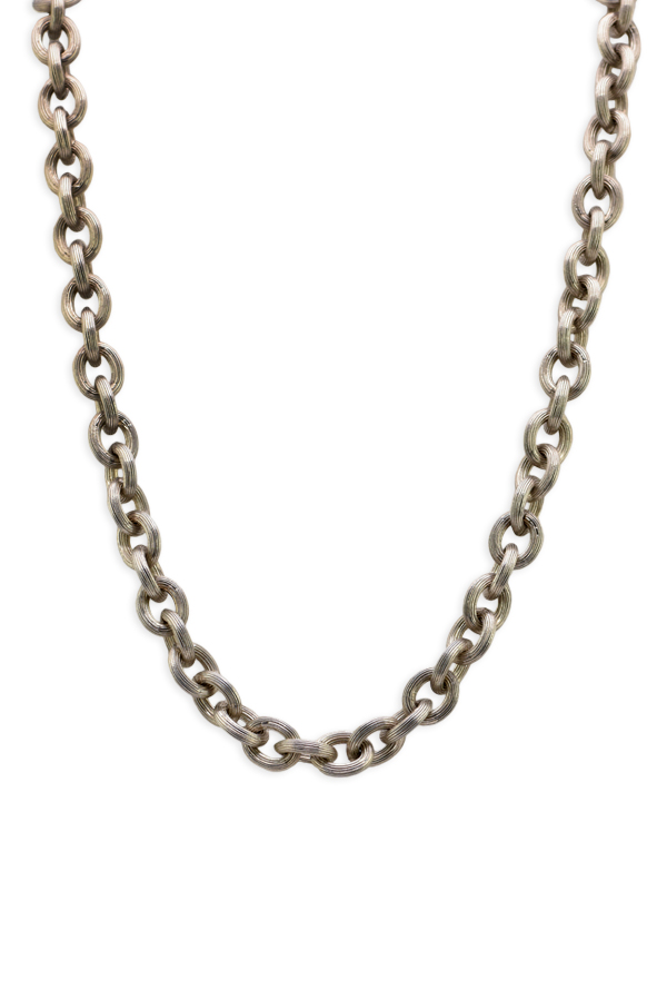 Givenchy - Textured Chain Necklace View 1