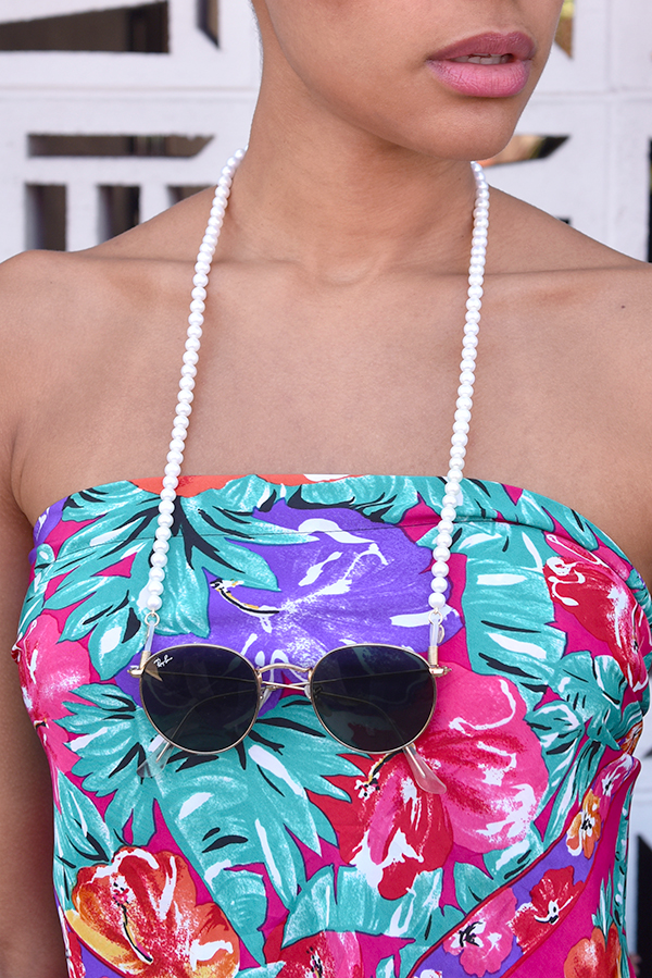 Chains and Pearls - Perfect Pearl Sunglass Chain