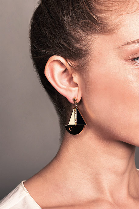 Louis Vuitton - Float Your Boat Earrings View 2