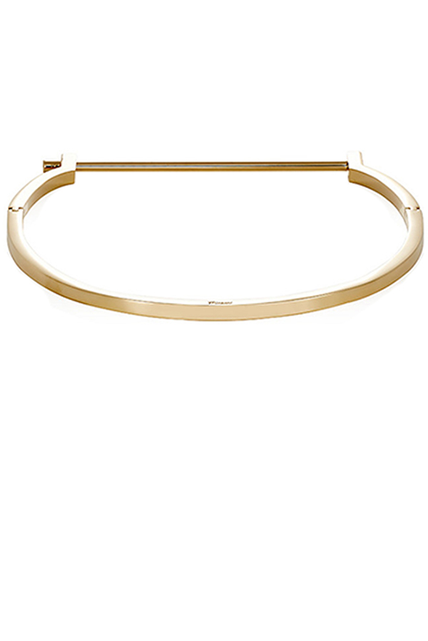 Miansai - Modern Screw Cuff Necklace (Yellow Gold)