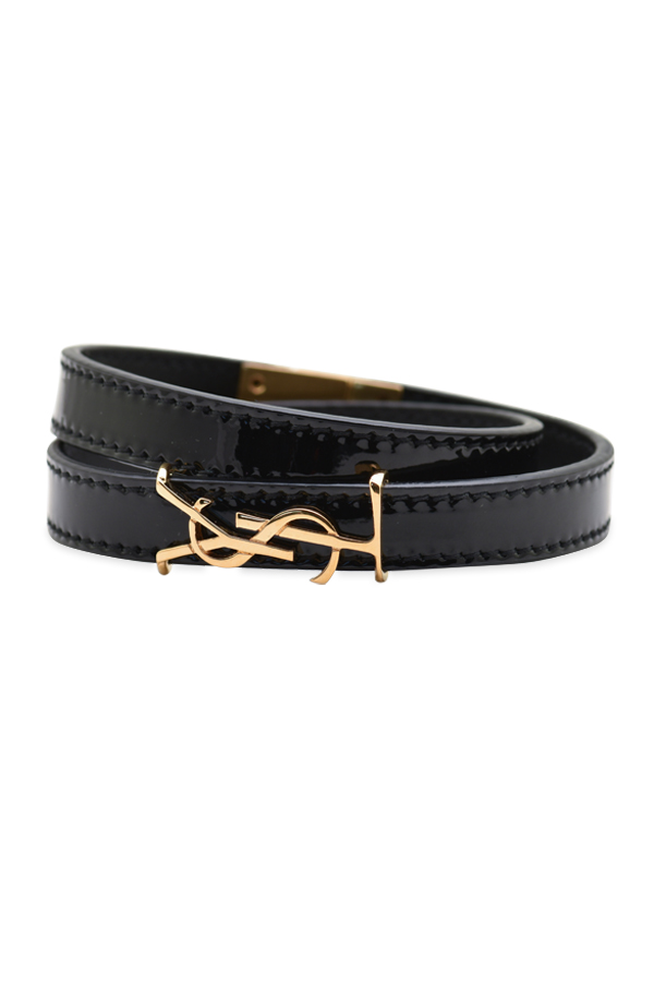 Yves Saint Laurent - YSL Double Wrap Bracelet