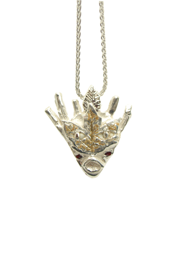 Coline Assade - Ilaflure Pendant Necklace
