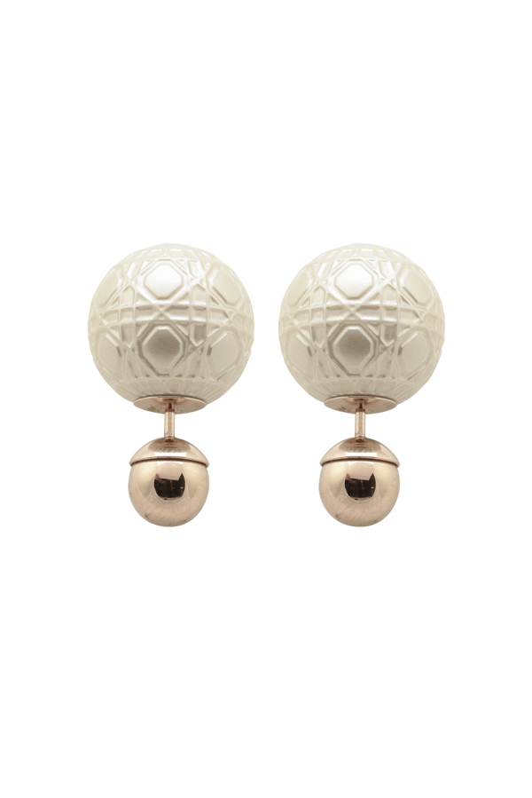 Christian Dior - Dior Tribales Earrings