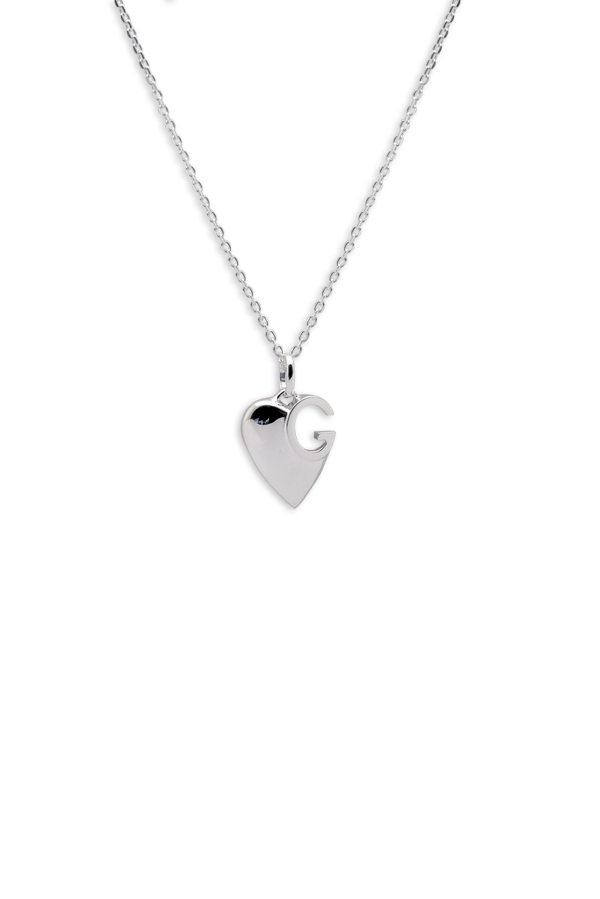 b422c9579 Gucci G Charlotte Heart Necklace   Rent Gucci jewelry for $29/month